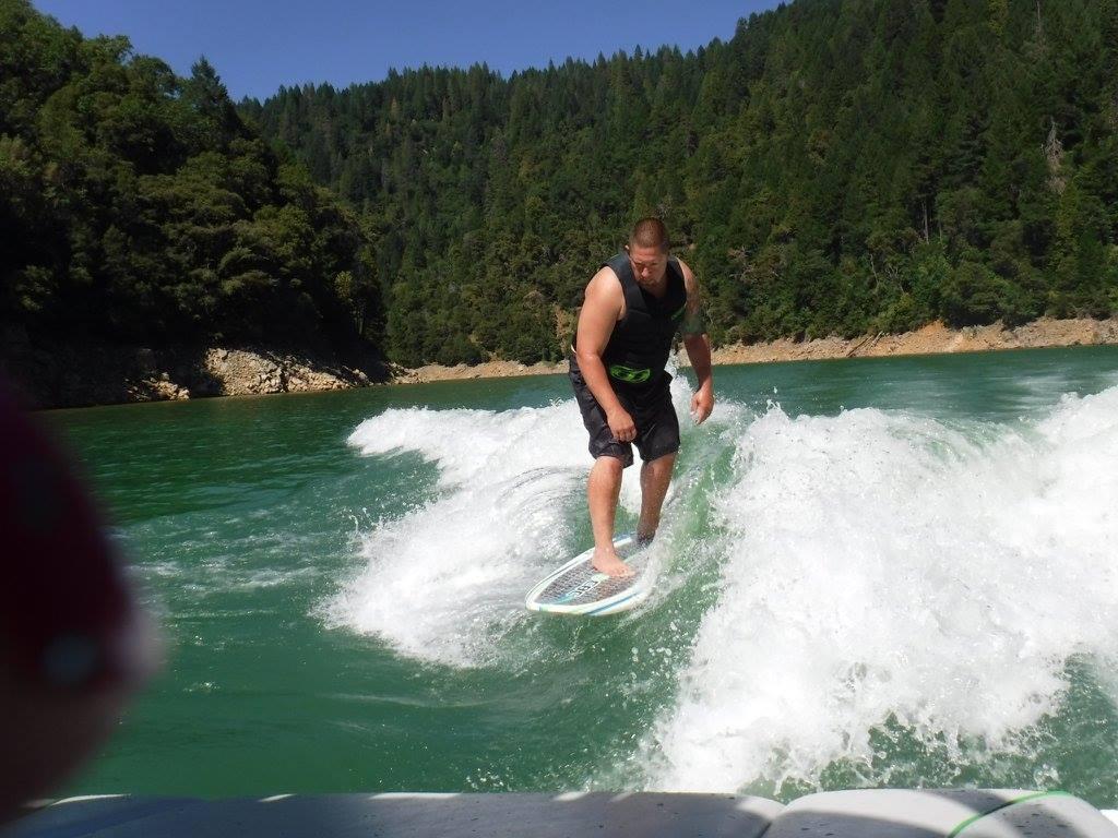 07 Elite V - not enough push to surf - Centurion Boats