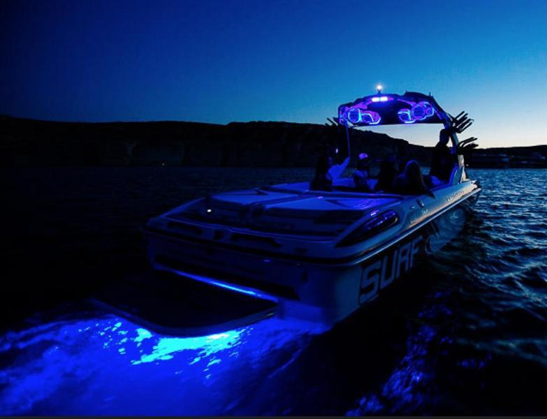 המדריך לרכישת סירת סקי - הנעת ציר