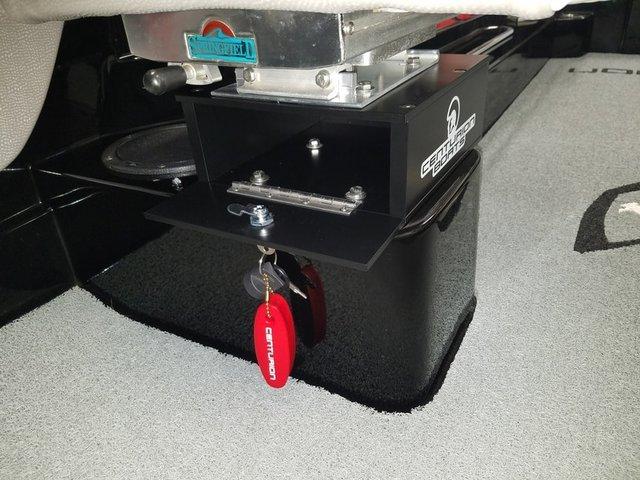 Seat riser w seat mounted 1. Lockbox open.jpg